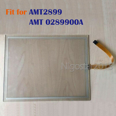 New Touch Screen Glass for AMT2899  AMT 2899  AMT 0289900A 1071.0072 A102300182