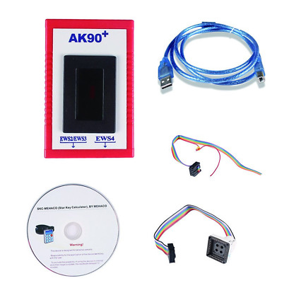 AK90+ Key Programmer For All BMW EWS Newest Version V3.19 From 1995-2009 New