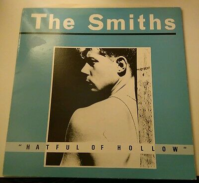 The Smiths - Gatefold LP - Hatful of Hollow IMPORT Portuguese 1ST press 12/1984
