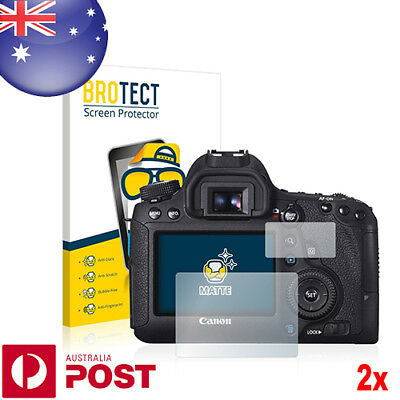 2x BROTECT® Matte Screen Protector for Canon EOS 6D - P020C