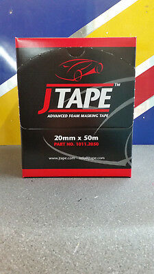 JTAPE Advanced Foam Masking Tape Tape 20mm x 50m