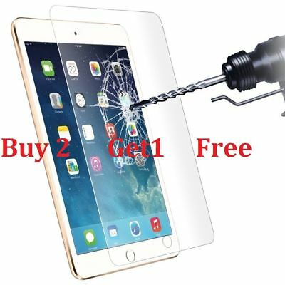 Real Tempered Glass Film Screen Protector For Apple iPad Mini 1/2/3