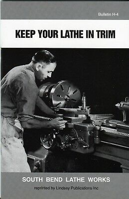 Keep Your Lathe Trim