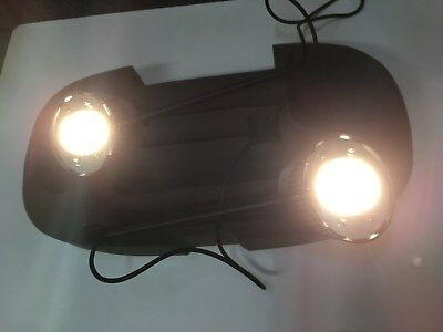 2 x 200 w Halogen Arm Display Light  Las Vegas Approved Trade Show