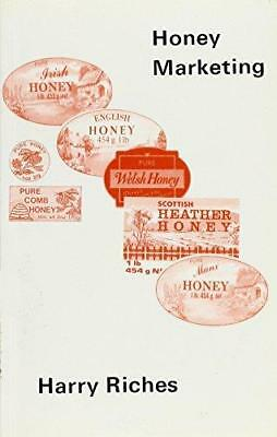 Honey Marketing by H.R.C. Riches (Paperback, 1990)