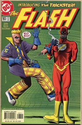 Flash (Vol. 2) #183 - NM- - 1st Appearance Of The Trickster