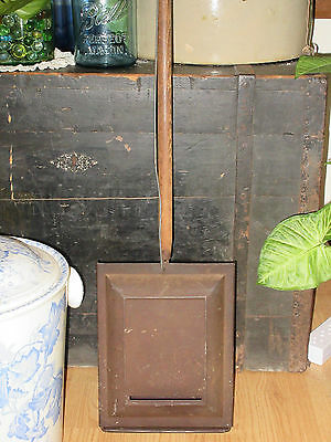 Antique Primitive Beehive Oven  Hearth Camping Roaster Cooker Bed Foot Warmer