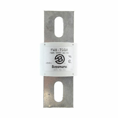 Bussman Fwh-700A 500-Volt, Stud Mount High Speed Blade Fuse 700-Amp