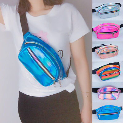 Running Bum Bag Fanny Pack Waist Bum Bags Money Zipper Pouch Wallet Waterproof