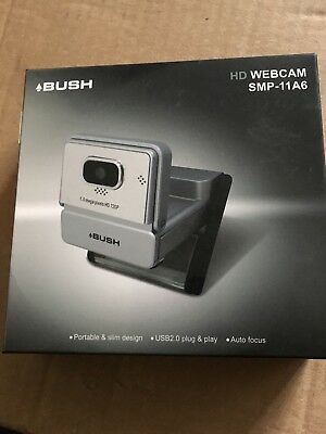 Bush HD Webcam/ Computer USB camera