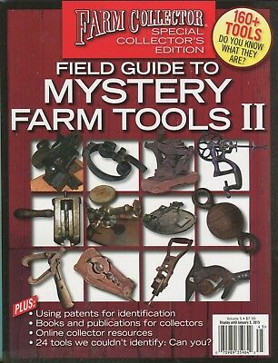 Farm Collector Special Collector's Edition Field Guide to Mystery Farm Tools II