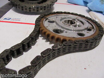 OMC TIMING GEAR and CHAIN D2AE-6256-A4A