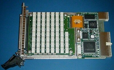 NI PXI-2569 General Purpose 100-SPST/50-DPST Switch Module National Instruments