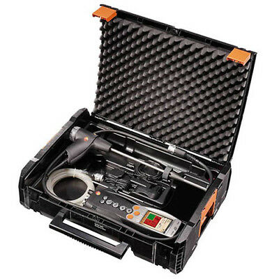 Testo 330-2G KIT #1 Commercial/Industrial Combustion Analyzer Kit