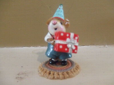 Wee Forest Folk1997 A,p, Party Girl Pre Owned Miny