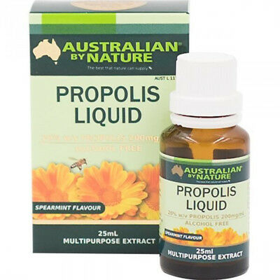 Australian by Nature Double Strength Propolis Liquid 25ml x 10