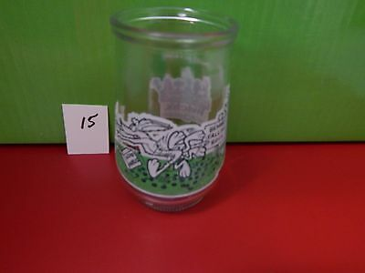 Welches Road Runner and Coyote Collectors Glass