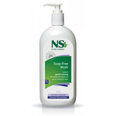 NS Soap Free Wash 500mL