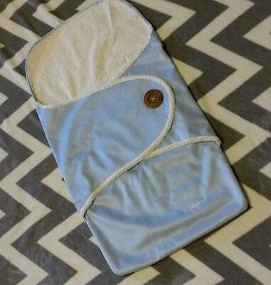 New Baby Boy Stroller Infant Seat Footmuff Wrap Sack Bunting Fits Bugaboo $99