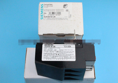 New  SIEMENS   3UA5840-2B 12.5-20A  Thermal Overload Relay   free shipping