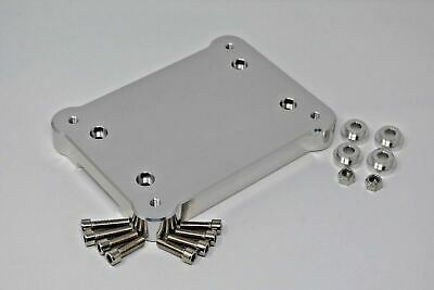 Billet Shifter Box Base Plate Honda Civic Integra K20 K24 K Series Swap 92-01