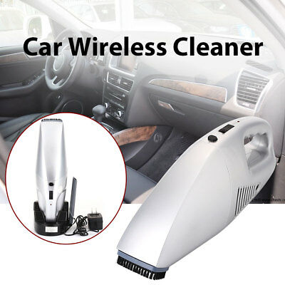 3.6V 220V Universal Portable Durable Car Cordless Cleaner Rechargeable