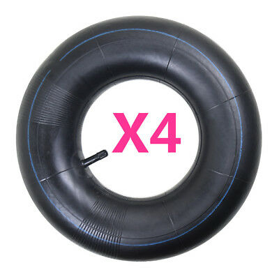 "4pcs 145/70 - 6"" Inch Tyre Tire Inner Tube For Quad ATV Buggy Mower Trailer New"