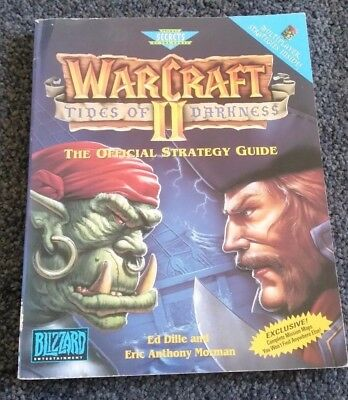Warcraft 2 Tides of Darkness Strategy Guide