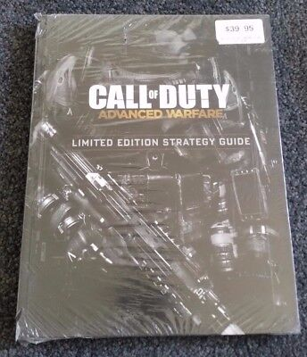 Bradygames Limited Edition Strategy Guide - Call of Duty Advanced Warfare
