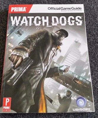 Prima Strategy Guide - Watchdogs