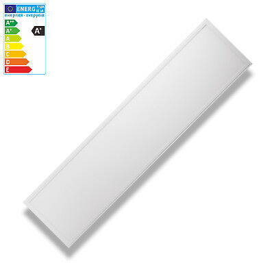 LED Panel BACKLIGHT Ultraslim 120x30 36W Lampe Deckenleuchte Pendelleuchte