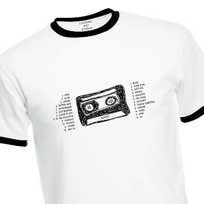 Mixtape T-Shirt of their 24 Greatest Hits: Alive, Even Flow