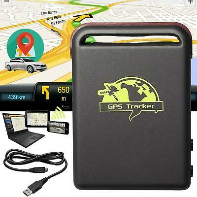 Genuine GPS Tracker Magnetic Car Vehicle Personal Realtime Tracking Device TK102