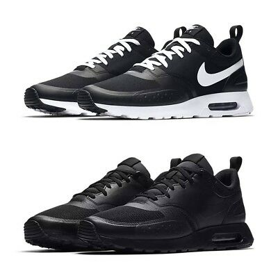 New Nike Air Max Vision Black White Sneakers Running Sport Shoes Men All Sizes