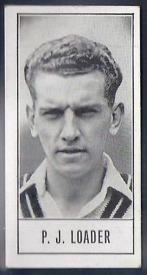 Barratt-Test Cricket Ers (Series A 1956)-#18- Surrey - Loader