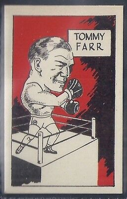 Cummings-Famous Fighters-#05- Tommy Farr