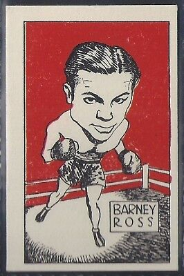 Cummings-Famous Fighters-#37- Barney Ross