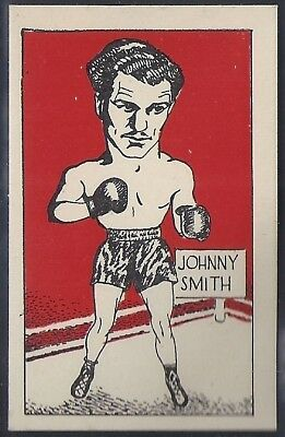 Cummings-Famous Fighters-#46- Johnny Smith