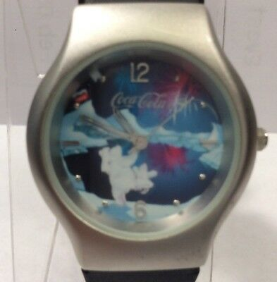 Coca Cola Ladies Watch