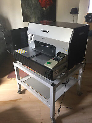 Brother GT-541 Direct to Garment Printer Great Condition Very Low Prints!