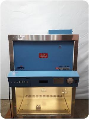 Nuaire Nu-425-300 Type A/b3 Class Ii Biological Safety Cabinet @ (203686)