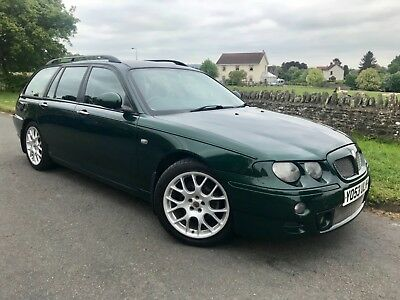 2003 MG ZT-T CDTi 135+ 97K FSH & 13 STAMPS - EXCELLENT CONDITION