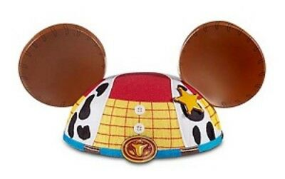 Disney Parks Woody Mickey Ears New With Tags Youth Size