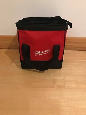 MILWAUKEE M12 M18 TOOL SMALL CARRY BAG 28.5 x 25 x 30 cm