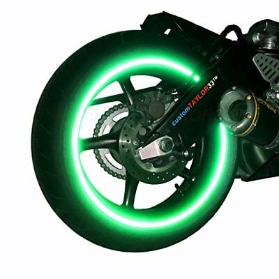 customTAYLOR33 All Vehicles Green High Intensity Grade Reflective Copyrighted