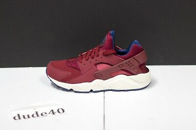 Nike Men's Air Huarache Shoes NEW AUTHENTIC Team Red/White 318429-608