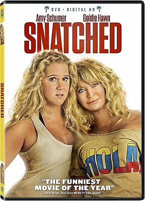 Snatched DVD Amy Schumer - SHIPS IN 1 BUSINESS DAY W/TRACKING!