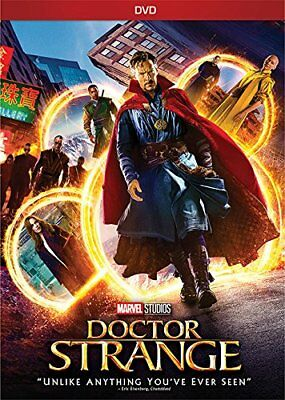 Doctor Strange (DVD, 2017) SHIPS IN 1 BUSINESS DAY W/TRACKING
