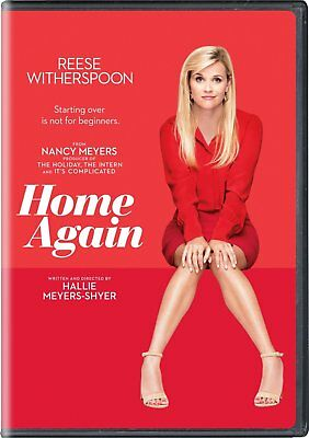 Home Again (DVD, 2017) - SHIPS IN 1 BUSINESS DAY WITH TRACKING