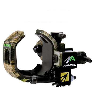 Right Hand Compound Bow Drop Away Arrow Rest Hunting Archery NAP Apache New
